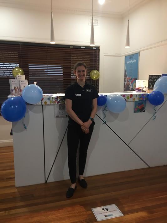 Health First Shepparton celebrating the rebrand