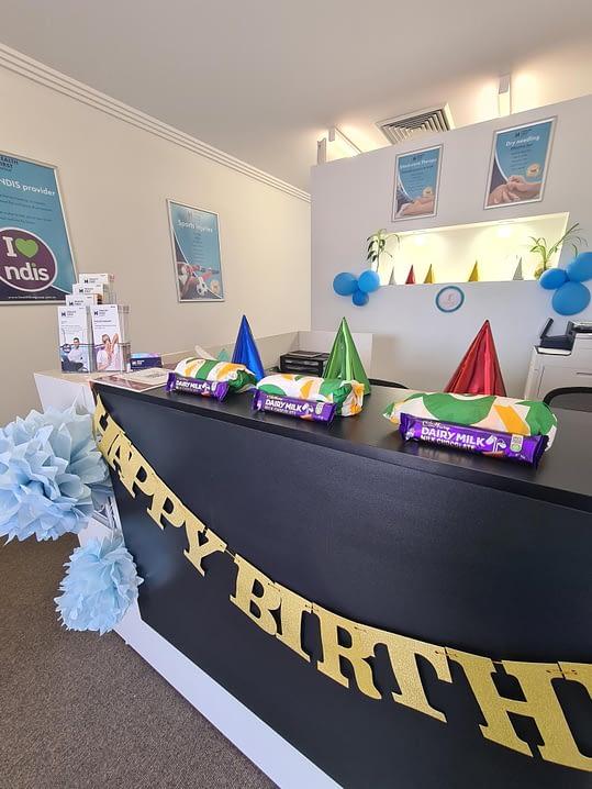 Health First Bundaberg celebrating the rebrand