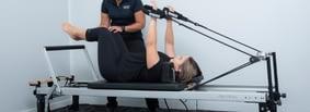 Clinical Pilates Service Website Thumbnail