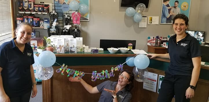 Health First Kalgoorlie celebrating the rebrand